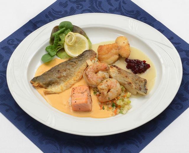 Fischtage im Gasthaus Johanning - Restaurant & Hotel in Uslar