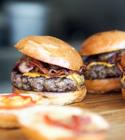 Burger-Weekend